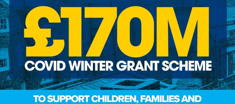 winter support grant
